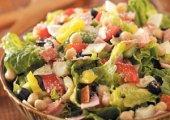 Image of Super Italian Chopped Salad, KitchenMonki