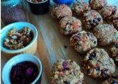 Image of Jason's Delicious Gluten-free Breakfast Cookies, KitchenMonki